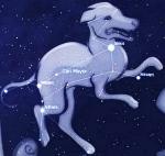 canícula can-mayor-sirio